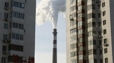 China 'committed to climate fight'