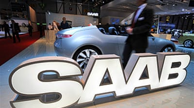 General Motors to shut down Saab