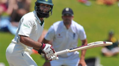Amla leads Proteas recovery