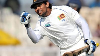 Dilshan dominates in Mumbai