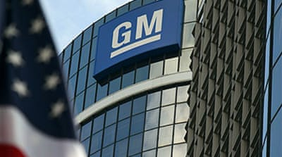 General Motors CEO resigns