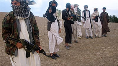 Western donors 'back Taliban plan'