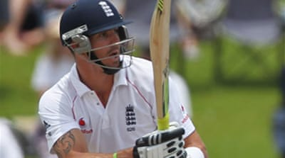 England salvage last-wicket draw