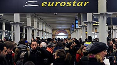 French inquiry into Eurostar chaos