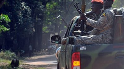 Guinean army mulls transition deal