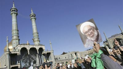 Iranians mourn dissident cleric