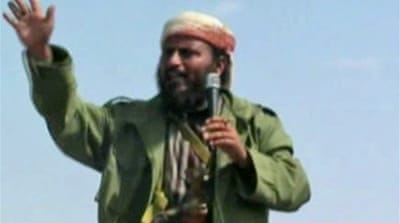 Al-Qaeda leaders make Yemen speech