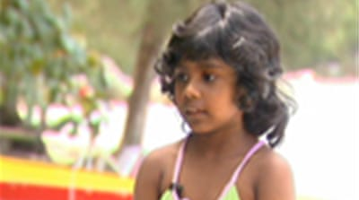 Child's story 5 years after tsunami