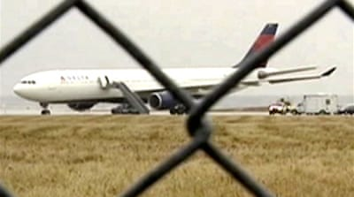 'Explosion attempt' on US flight