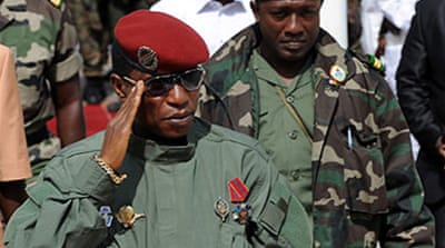 Guinea leader survives attack