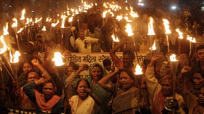 Bhopal survivors demand action