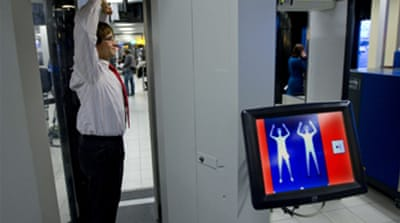 Dutch to use full-body scanners