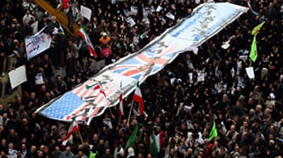 Iran holds pro-government rallies
