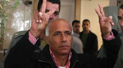 Israel's Vanunu sent back to jail