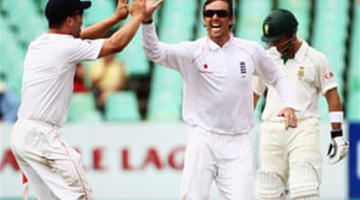 England wrap up second Test victory