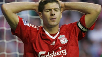 Gerrard: 'We can't win the title'