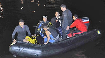 Many missing in Egypt boat accident