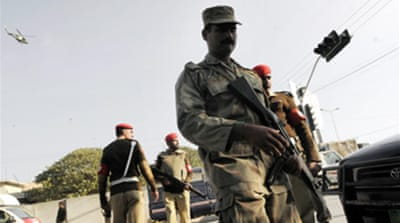 Security high after Pakistan attack
