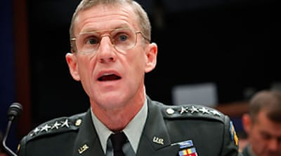 McChrystal: 'Taliban will lose war'