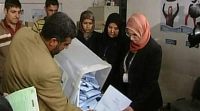 Video: Iraq poll 'triumph' hailed
