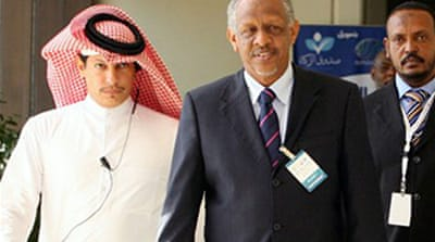 Darfur peace talks begin in Doha
