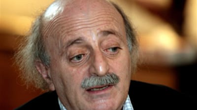 Jumblatt apologises to al-Assad