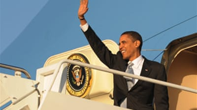 Obama hails stimulus plan passage