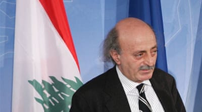 Interview: Walid Jumblatt
