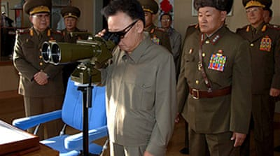 North Korea 'ready for war'