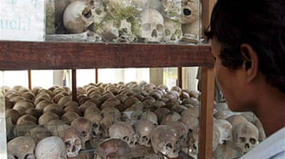 Timeline: The Khmer Rouge