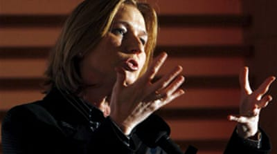 UK court 'issued warrant for Livni'