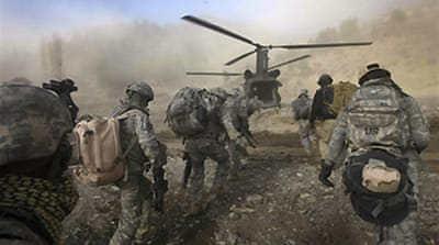 More US troops set for Afghanistan