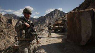 US warns of tough Afghan battle