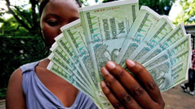 Zimbabwe revalues currency again