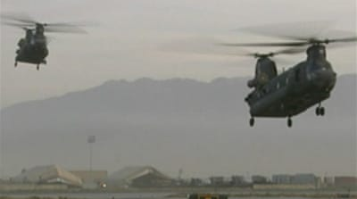 Video: US expands Bagram prison