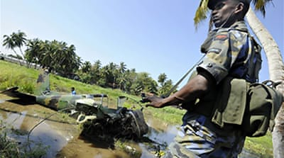 Sri Lanka military 'ends ceasefire'