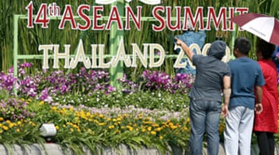Economy dominates Asean summit