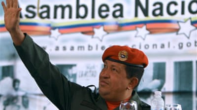 Chavez moves to take transport hubs