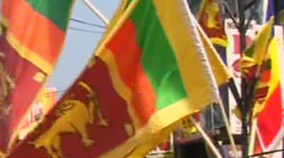 Video: Rajapaksa hails end of LTTE