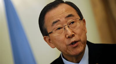 UN chief urges end to Afghan deaths