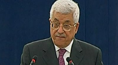 Abbas: 90,000 Gazans left homeless