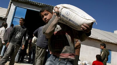 UN says Hamas seized Gaza aid