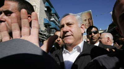 Netanyahu vows to topple Hamas