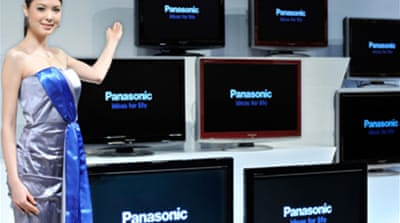 Panasonic announces 15,000 layoffs