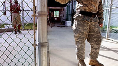 Guantanamo detainee claims abuse