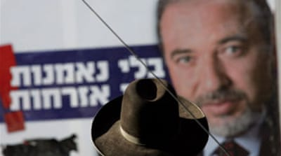 Israeli polls show far-right gains