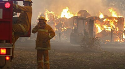 Dozens dead in Australia wildfires