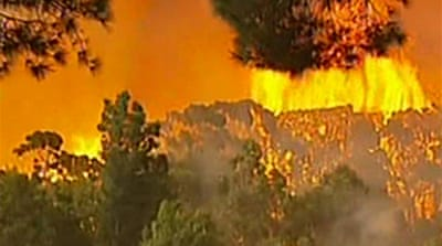 Video: Australia fights wildfires