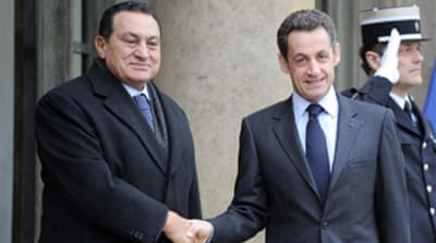 Mubarak hints at Hamas-Israel truce