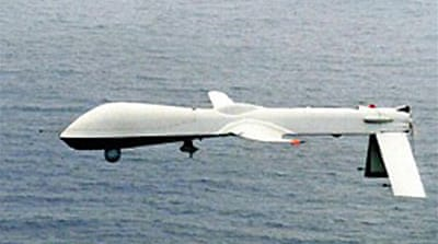 US drones bombard South Waziristan